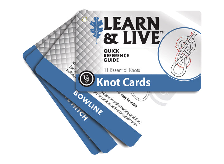 UST Learn & Live Knot Cards