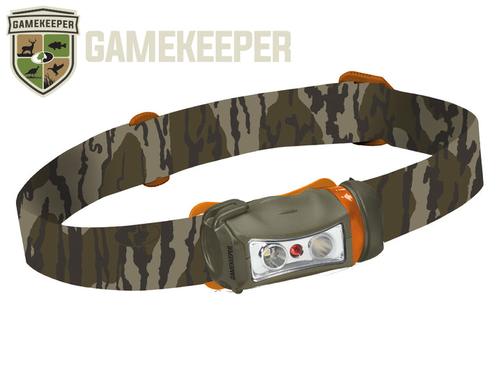 Princeton Tec Gamekeeper Sync LED Head Torch - Mossy Oak