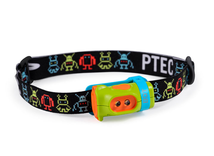 Princeton Tec Bot Kids LED Head Torch - Lime Green