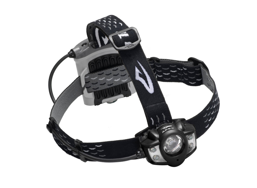Princeton Tec Apex Industrial LED Head Torch