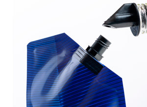 Vapur Incognito Flask 300ml - Midnight Blue