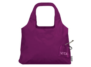 ChicoBag Vita Polyester Shoulder Tote - Boysenberry