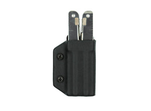 Clip & Carry Kydex Sheath: Victorinox SwissTool - Black