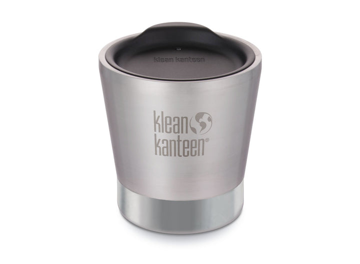 Klean Kanteen Insulated Tumbler 237ml - Brushed Stainless