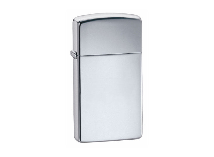 Zippo Slim Lighter - High Polish Chrome