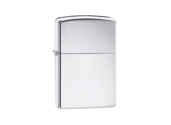 Zippo Lighter - High Polish Chrome