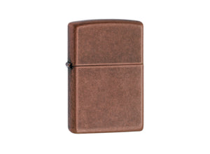 Zippo Lighter - Antique Copper