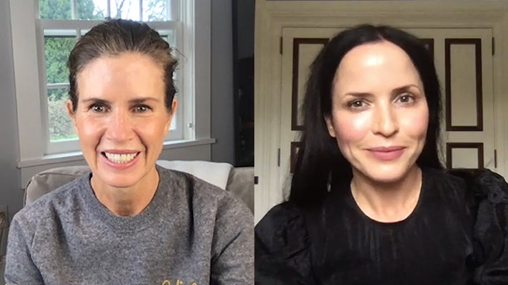 Andrea Corr on Fame, Fertility, & the Secret to the Superwatt Glow