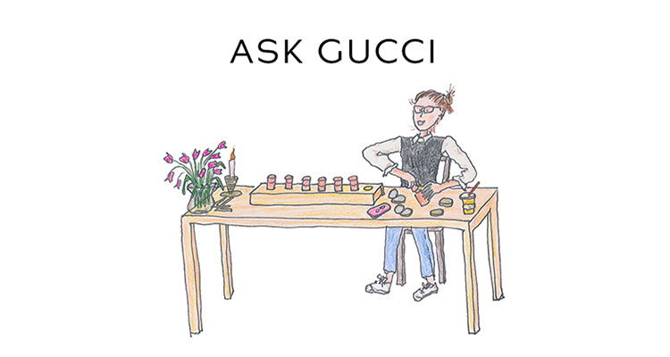 Ask Gucci