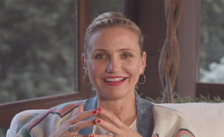 Cameron Diaz Answers 18 Rapid-Fire Questions—and We Dare You Not to Laugh