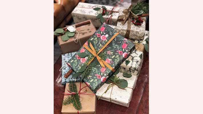 My Favorite Gift Wrapping Ideas for an Earth-Friendly Holiday