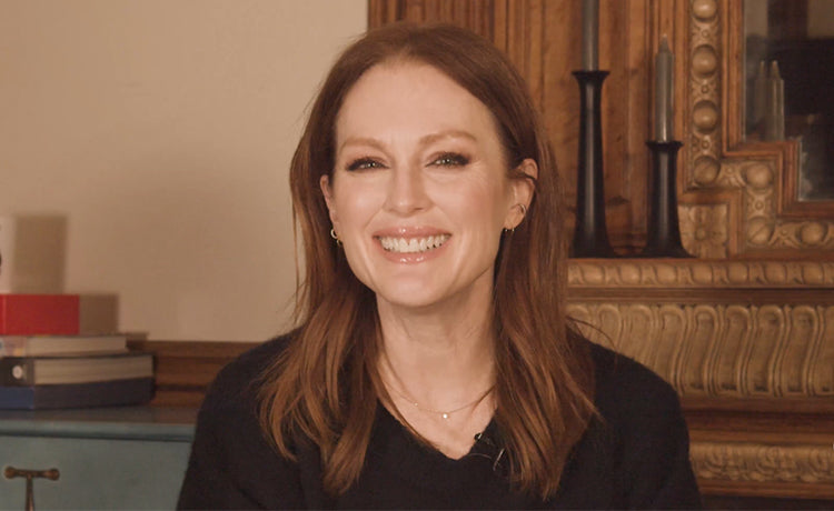 """Makeup & Friends"" — The Lightning Round with Julianne Moore!"