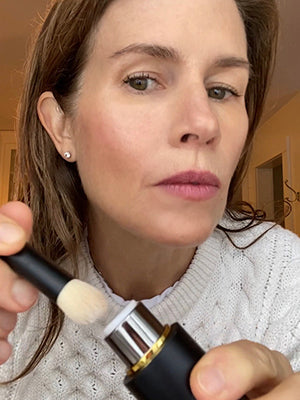 How to Supercharge Skin with Baby Blender and Lit Up Highlight Stick!