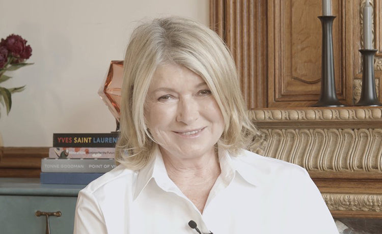 "Martha Stewart Takes the ""Makeup & Friends"" Lightning Round Challenge"