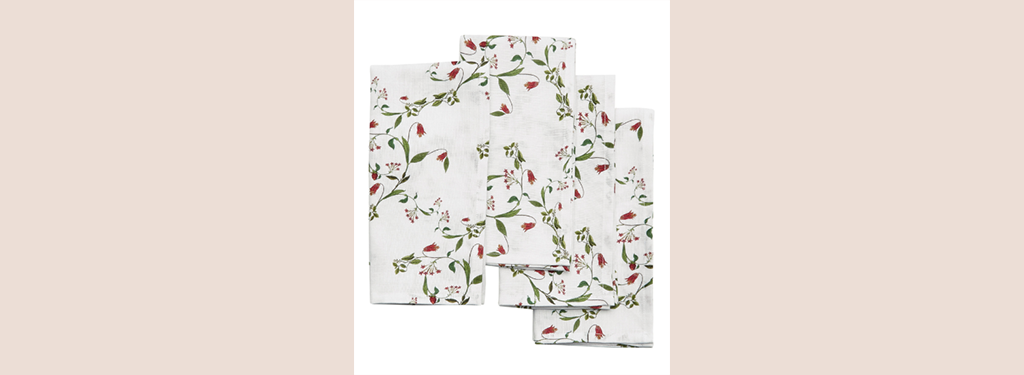 Stephanie Fishwick Linen Napkins