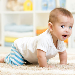 learning how to crawl