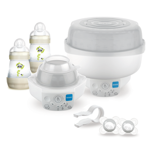 MAM 6 in 1 Electric Steriliser & Express Bottle Warmer
