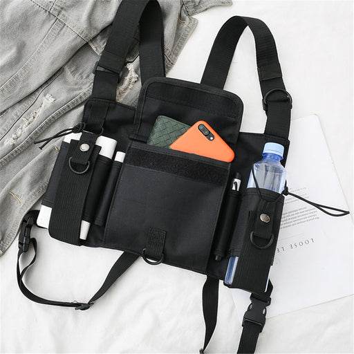 Chest Pocket Rig Bag