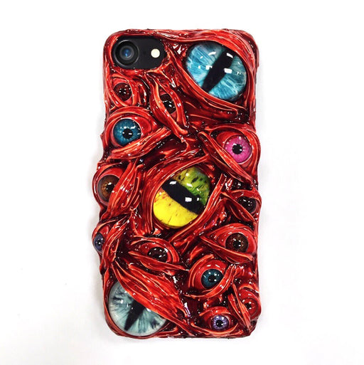 Monster Eyes Phone Case