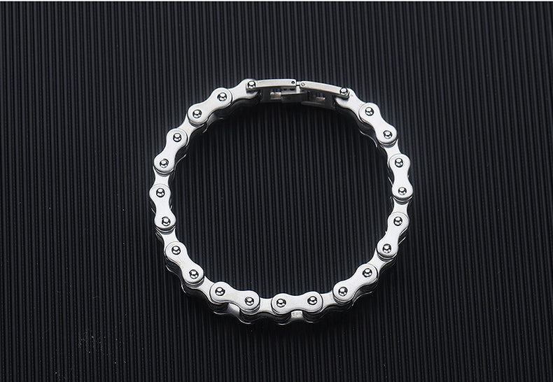 Bike Chain Arm Bracelet