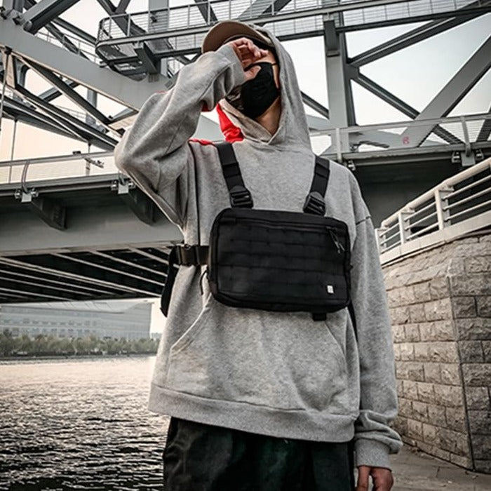 New Style Chest Rig Bags