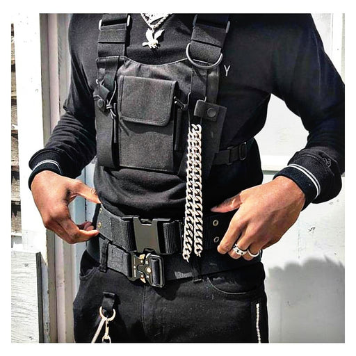 Nylon Chest Rig Bag