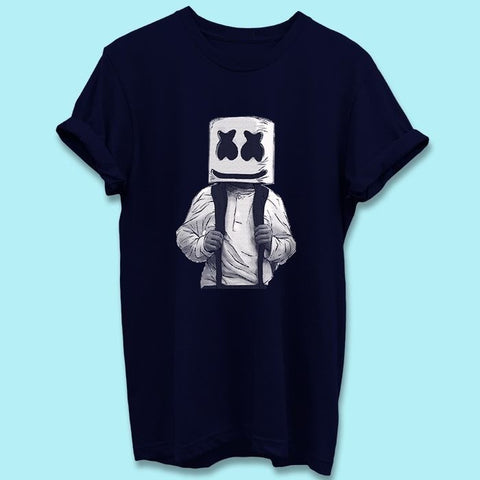 Marshmello_Nevy_Blue_T_Shirt_Mens-Min_3