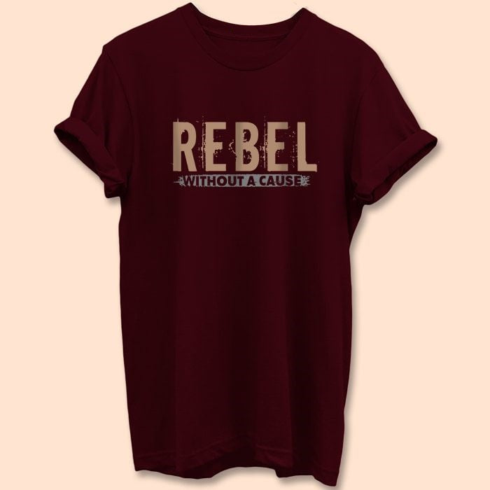 Rebel_Without_Cause_Burgundy_T_Shirt_Mens-Min_1