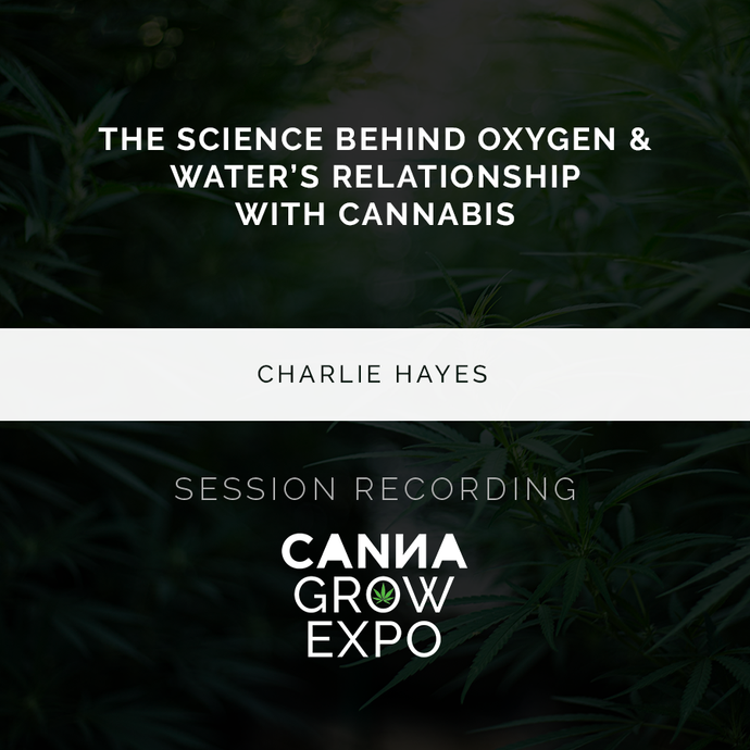 The Science Behind Oxygen & Water's Relationship with Cannabis