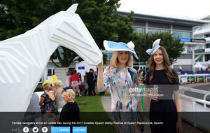 Epsom Derby -  A Great Day at the Races