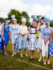 Louise Georgette Millinery - Finalist in L'Ormarins Best Dressed Competition