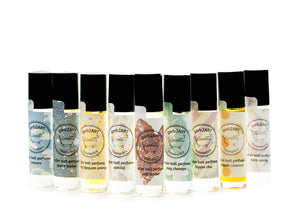 rollerball perfumes
