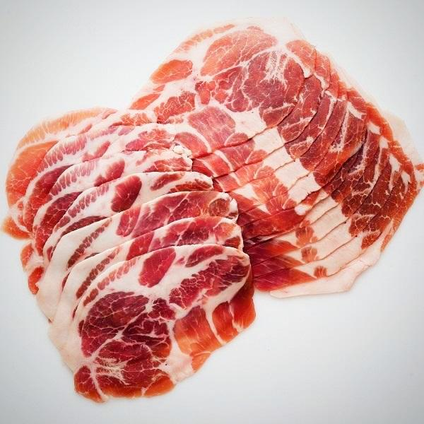 Frozen Iberico Pork Collar Shabu (Per Pack)