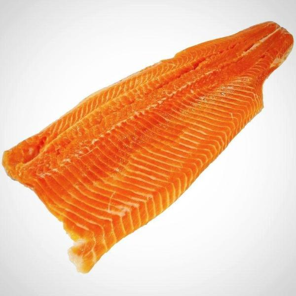 Whole Sashimi Grade Salmon Fillet