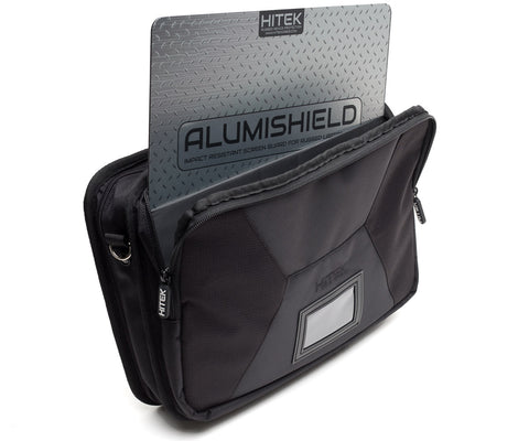 Alumishield metal Chromebook screen protector