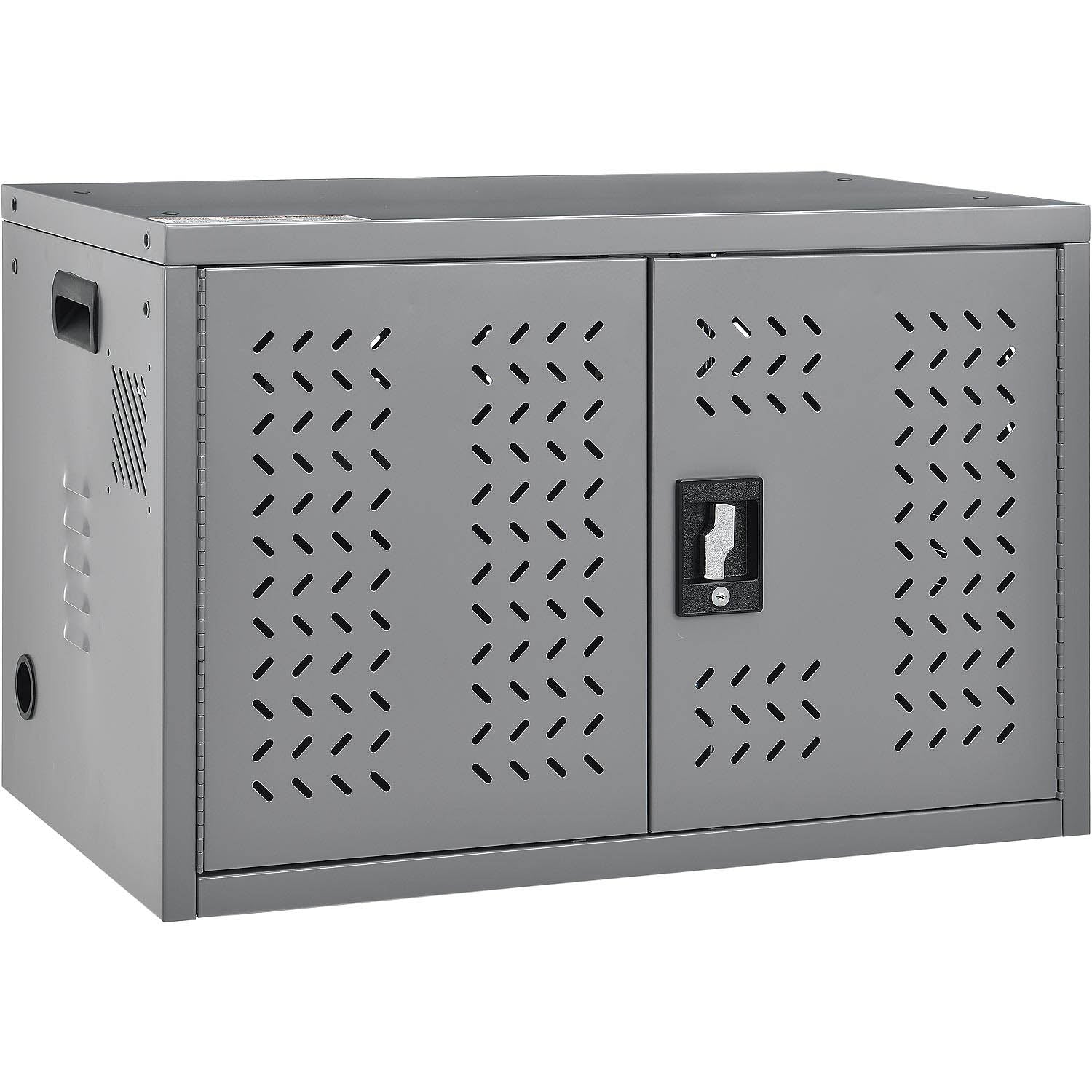 Portable charging cabinet all steel constructions