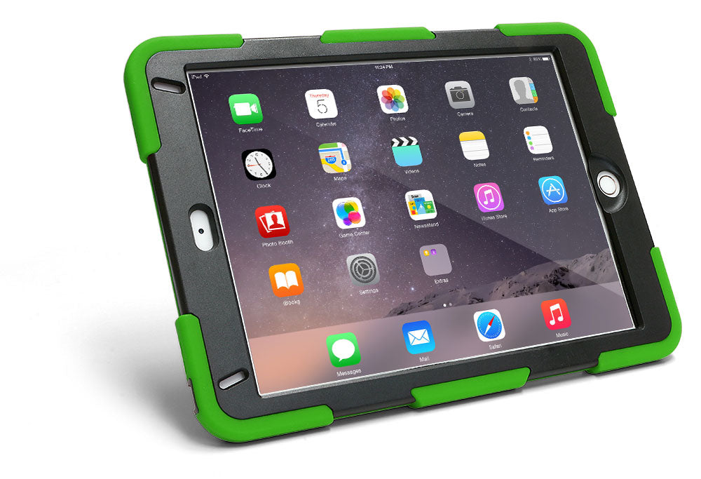 Rugged iPad Case for Apple iPad 5th Gen (2017)