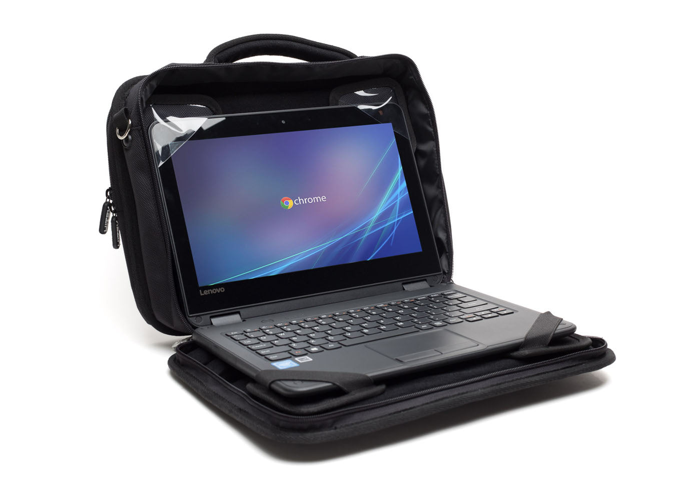 "11"" - 12"" Chromebook Bag Always-In Design G3 (with AlumiShield)"