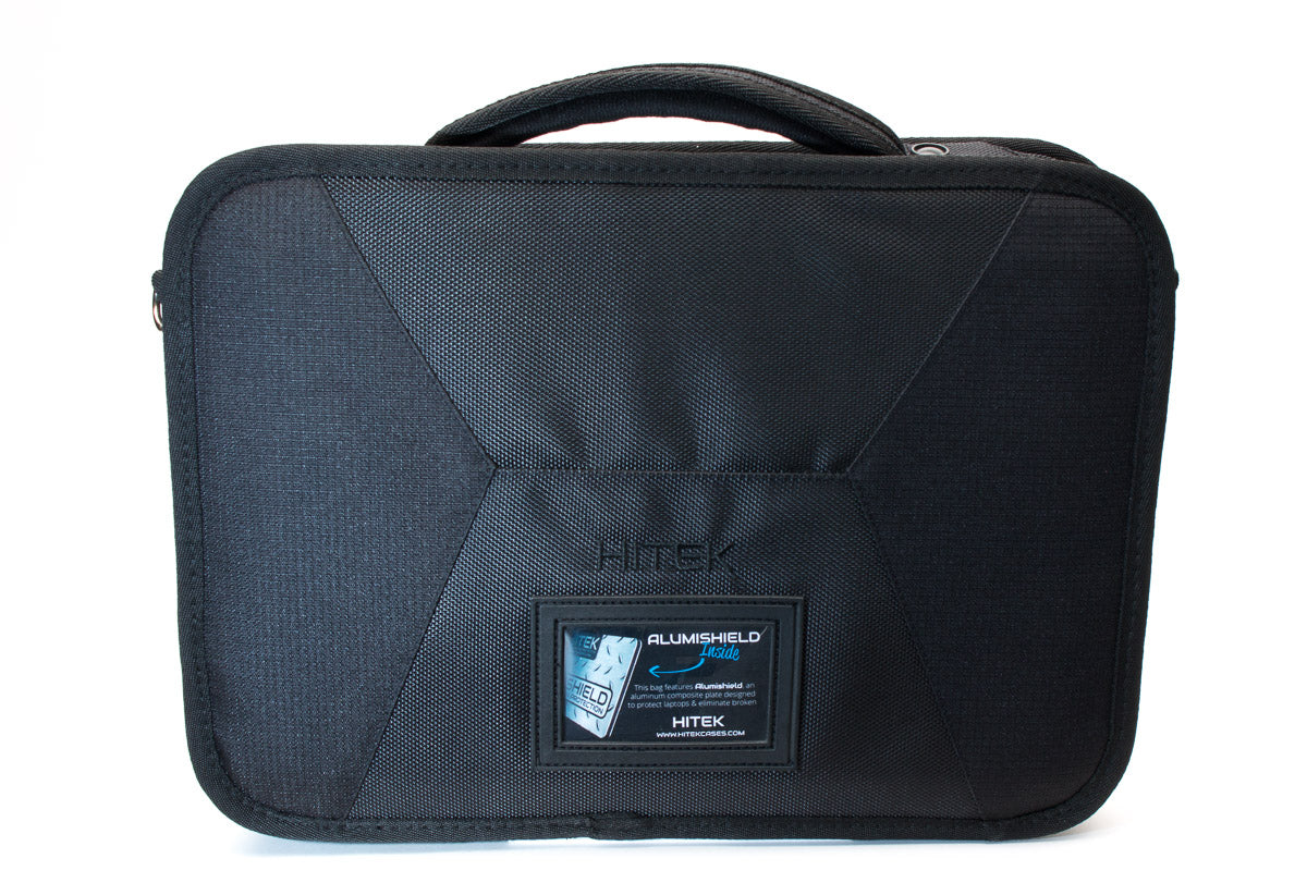 "11"" - 12"" Chromebook Slim Bag Always-In Design G3 for Charging Carts (with AlumiShield)"