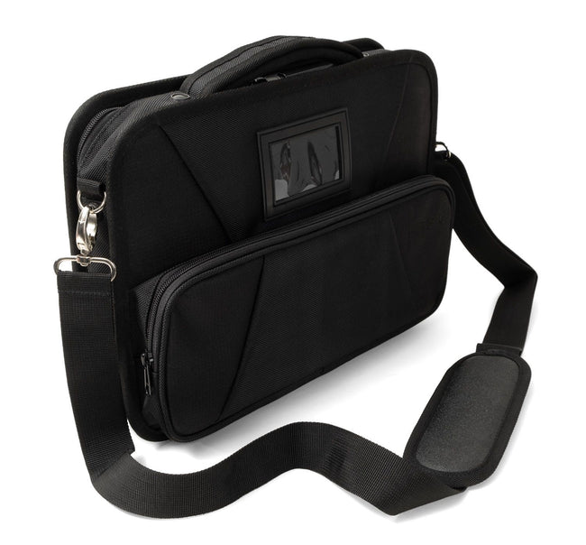 "AlumiShield Bag G4 w Compact Pouch for 13""-14"" Laptops"