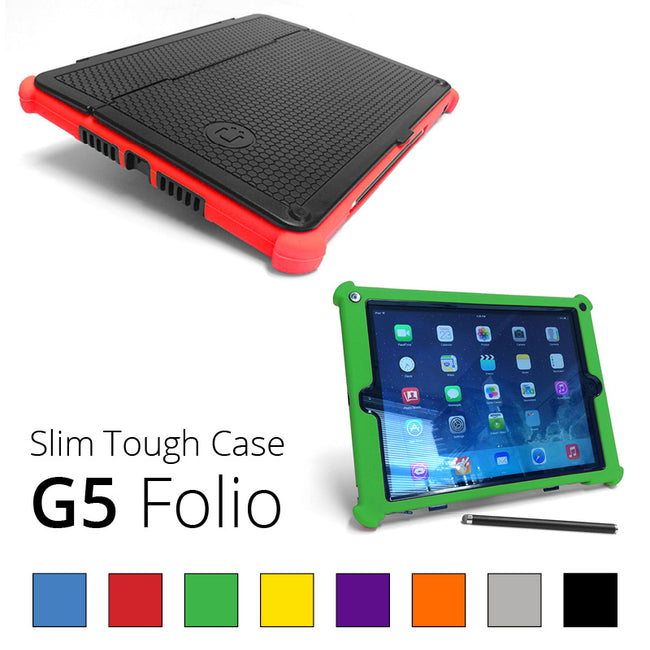 Rugged iPad Case G5 for Apple iPad