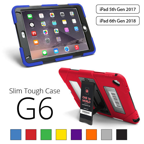 6th Generation (2018) Protective iPad Case for Kids