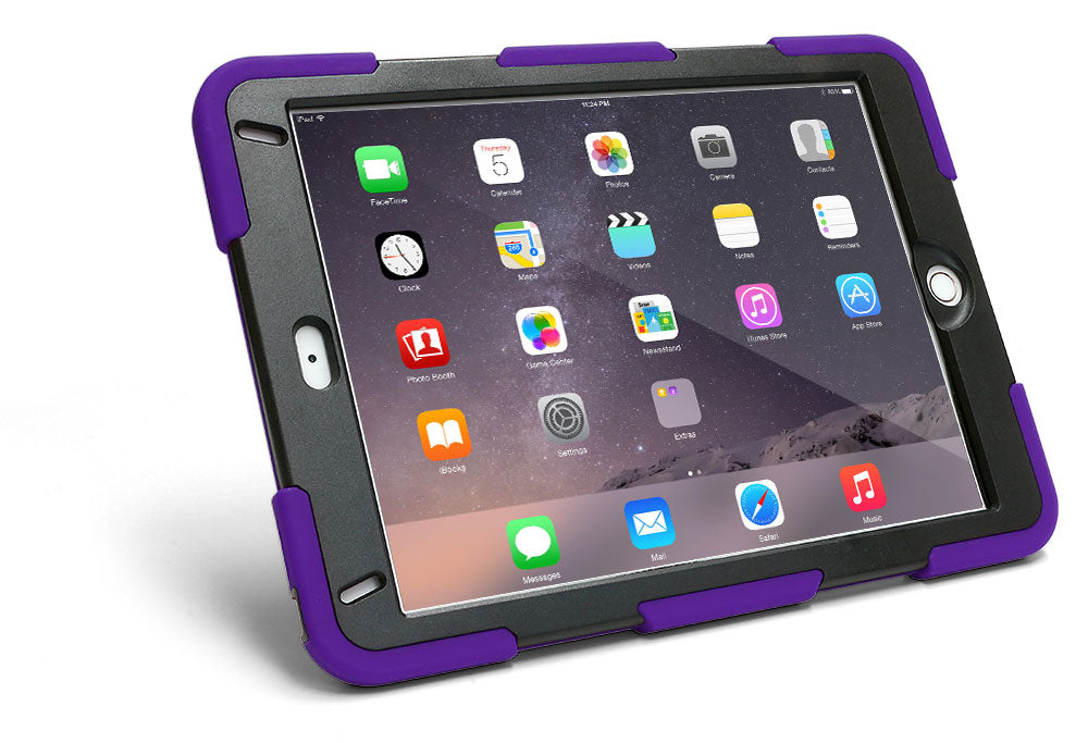Rugged Protective Case G6 for Apple iPad (Air 2 / Pro 9.7)