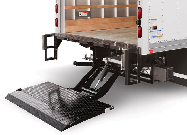 Liftgate Service for Charging Carts
