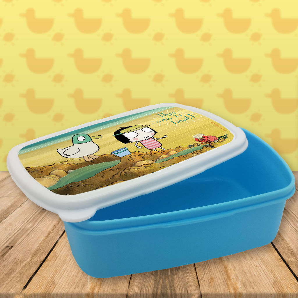 "Sarah & Duck ""this one is best"" Lunch Box (Lifestyle)"