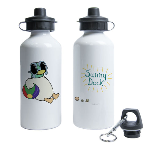 Sarah & Duck Sunny Duck Water Bottle