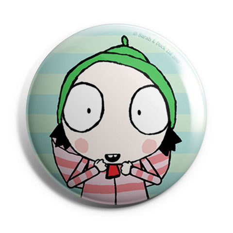 Sarah & Duck Badge