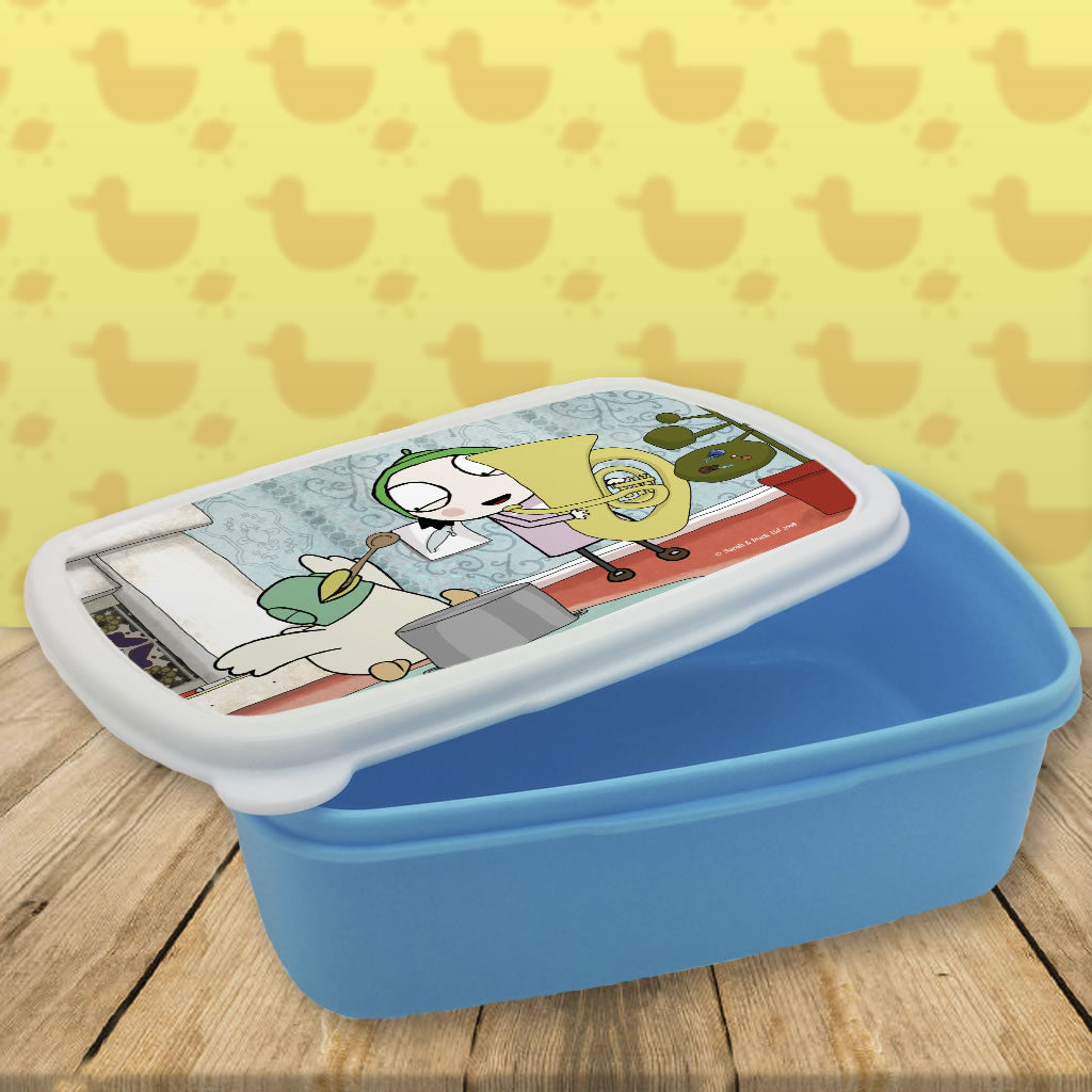 Sarah & Duck Lunchbox Lifestyle