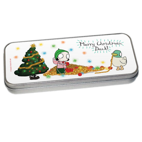 Sarah & Duck Pencil Tin
