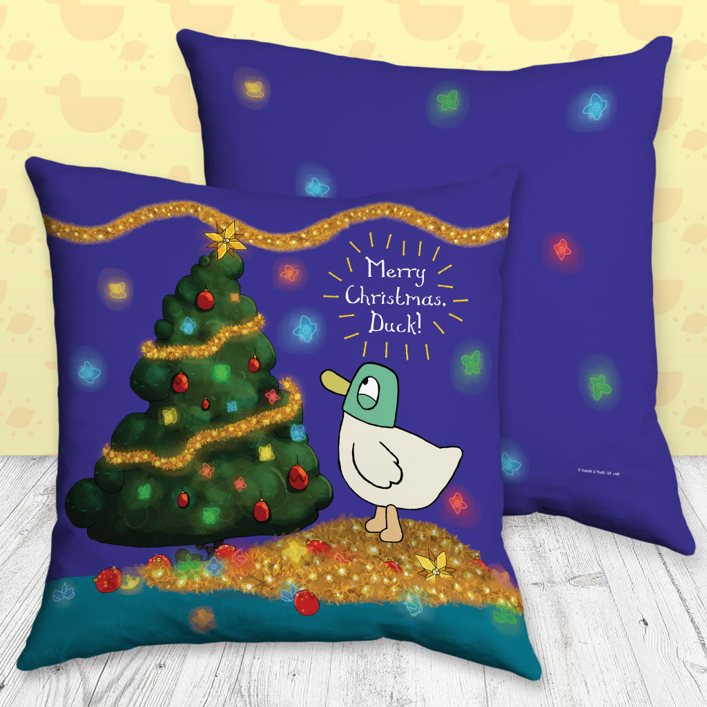 Sarah & Duck Cushion Lifestyle